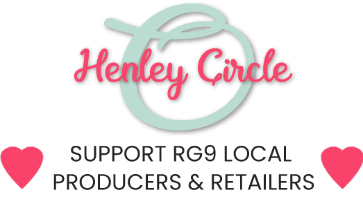 Henley Circle Logo Shop Local RG9