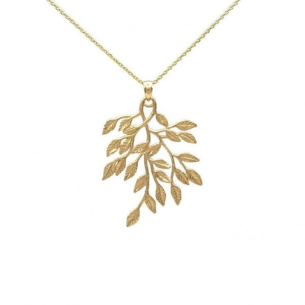 Nicky Blystad, Uara Necklace, Gold Plated Silver
